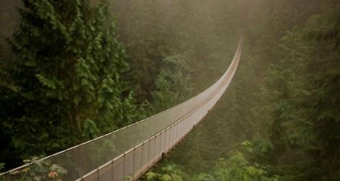 Le site touristique le plus visité de la Colombie Britannique est un pont… ça vous surprend ?