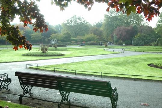 Les parcs et les jardins – les oasis urbaines de Dublin
